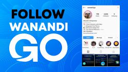 Follow Instagram Wanandi GO